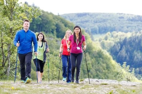 Nordic Walking im Lk Göppingen